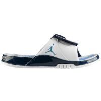 에어조던 하이드로11 미드나잇블루 슬리퍼  Jordan Hydro XI Retro Aa1336-100