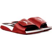 에어조던5 하이드로 슬리퍼 빨흰검 Jordan Hydro 5 Slide 820257-601